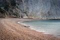 Beach cove Royalty Free Stock Photo