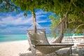 Royalty Free Stock Photo Beach Hammock