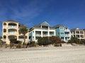 Beach houses on Hilton Head island