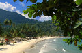 Beach of the Maracas Bay, Trinidad