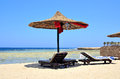 Beach marsa alam egypt africa Royalty Free Stock Photo