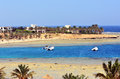 Beach marsa alam egypt africa Royalty Free Stock Image