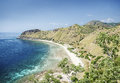 Beach near dili east timor, timor leste Stock Photo