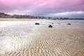 The beach at North Berwick, East Lothian Royalty Free Stock Image