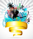 Beach Party Royalty Free Stock Images