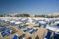 Beach resort Stock Image