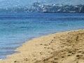 Beach, Send And City On The Ho...