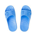 Beach shoes Royalty Free Stock Photo
