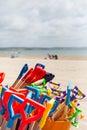 Beach Spades Royalty Free Stock Photo