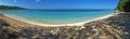 Beach st in puerto rico Stock Photos