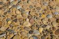 Beach Stones Royalty Free Stock Photo