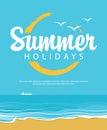 Beach And Summer Holidays