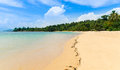 The Beach in Thailand Royalty Free Stock Photo