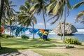 Beach Towels In Barbados