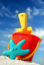 Beach Toys Royalty Free Stock Photo