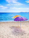 Royalty Free Stock Photos Beach Umbrellas