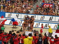Beach Volleyball Grand Slam Klagenfurt Royalty Free Stock Images