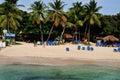 Beaches of Palomino Royalty Free Stock Photo
