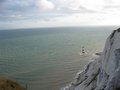 Beachy head uk cliffs of in the Royalty Free Stock Photo
