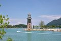 Beacon a in langkawi malaysia Royalty Free Stock Images