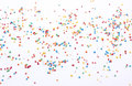 Bead Sprinkles on white background wide angle Royalty Free Stock Photo
