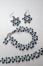 Beaded jewelry Royalty Free Stock Photo