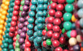 Beads Royalty Free Stock Photos