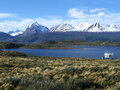 Beagle Channel Royalty Free Stock Photo