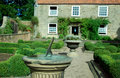 Beamish garden sundial Royalty Free Stock Photo