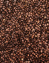 Bean coffee roasted Arkivfoton