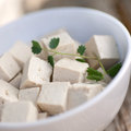 Bean curd Royalty Free Stock Photo