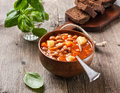 Bean soup Royalty Free Stock Photo