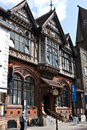 The beaney museum and gallery in canterbury uk april view of famous heart of historic city is one of Stock Photos