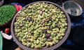 Beans Fava fresh Royalty Free Stock Photo