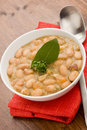Beans soup Stock Photography