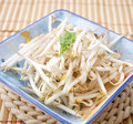Beansprouts Stock Photo
