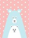 bear and the little bear