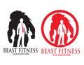 Beast Fitness Logo