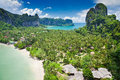 Beatiful Railay bay Royalty Free Stock Photos