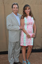 Beau bridges los angeles ca july wife at the cbs summer stars party in beverly hills Stock Image