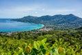 Beau Vallon - Mahe - Seychelles Royalty Free Stock Photo
