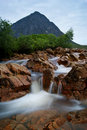 Beauchille Etive More Royalty Free Stock Images