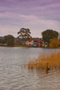 Beaulieu the town of in the new forest Royalty Free Stock Images