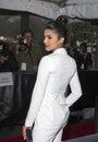 Beauté indienne priyanka chopra au gala du temps Images stock