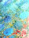 Beautiful abstract background - pattern