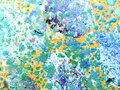 Beautiful abstract multicolor background - pattern