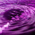 Beautiful abstract water effect Royalty Free Stock Photo