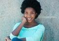 Beautiful African American Wom...