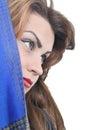 Beautiful Arabian woman Royalty Free Stock Photo