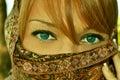 Beautiful Arabian woman